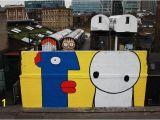 Gas Station Wall Murals Street Art London Straßenkunst tour 2020 Tiefpreisgarantie