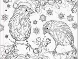 Gel Pen Coloring Pages Best Coloring Adult Christmas Pages Stress Relieving