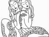 Gemini Coloring Pages Gemini Zodiac Sign Coloring Page