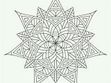Geometric Mandala Coloring Pages Arterapia 87
