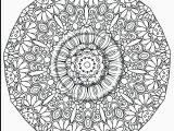 Geometric Mandala Coloring Pages Beautiful Mandala Coloring Poster – Hivideoshowfo