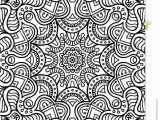 Geometric Mandala Coloring Pages Vector Indian Mandala Background Stock Image