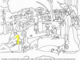 George Seurat Coloring Pages 88 Best Art Coloring Pages