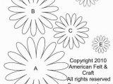 Gerbera Daisy Coloring Page Felt Gerbera Daisies – Lazy Daisies Of Summer