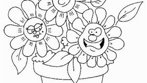 Gerbera Daisy Coloring Page Flower Coloring Pages