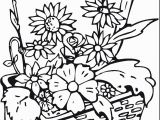 Gerbera Daisy Coloring Page Plants and Flowers Coloring Pages Primarygames