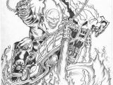 Ghost Rider Coloring Pages Ghost Rider Coloring Page