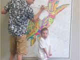 "Giant Coloring Wall Murals Super Huge 48"" X 63"" Coloring Poster"