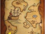 Giant Treasure Map Wall Decoration Mural 19 Best Treasure Maps Images