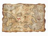 Giant Treasure Map Wall Decoration Mural How to Make An Authentic Looking Treasure Map