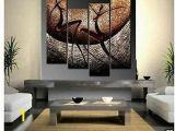 Giant Wall Murals Ebay Lo ºltimo Adornos De Pared Abstracto Enorme Moderno Pintura