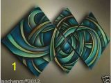 Giant Wall Murals Ebay Modern Abstract Huge Wall Art Oil Painting Canvas No