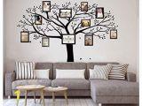 Giant Wall Murals Uk Luckkyy Giant Family Tree Wall Decor Wall Sticker Vinyl Art