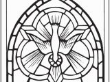 Gift Of the Holy Ghost Coloring Page Holy Spirit Dove Coloring Page and Fruits