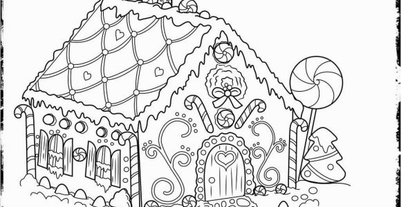 Gingerbread House Coloring Pages Pdf 28 Gingerbread House Coloring Page Mycoloring Mycoloring