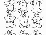 Gingerbread Man Loose In the School Coloring Page Beautiful Gingerbread Man Loose In the School Coloring
