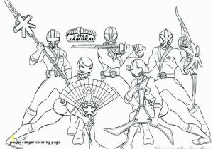 Girl Power Ranger Coloring Pages Artstudio301