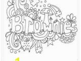 Girl Scout Brownie Coloring Pages 520 Best Gsa & Juniors Well Done Images
