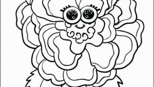 Girl Scout Brownie Coloring Pages orange Petal Maze