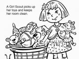 Girl Scout Law Printable Coloring Pages Girl Scout Law Coloring Pages Coloring Home