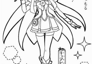 Glitter force Coloring Pages Printable Glitter force Coloring Pages with Images