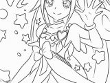 Glitter force Doki Doki Coloring Pages Anime Glitter force Coloring Pages Coloring Pages