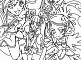 Glitter force Doki Doki Coloring Pages Dokidoki Precure Coloring Pages