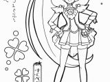 Glitter force Doki Doki Coloring Pages Glitter force Coloring Elegant S Doki Doki Free