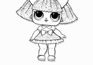 Glitter Series Lol Dolls Coloring Pages Glitter Queen Lol Surprise Doll Coloring Page