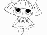 Glitter Series Lol Dolls Coloring Pages Lol Surprise Coloring Pages
