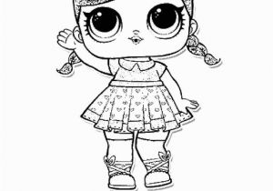 Glitter Series Lol Dolls Coloring Pages Super Bb Glitter Lol Surprise Doll Coloring Page