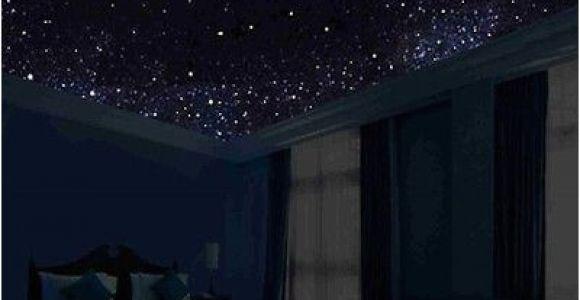 Glow In the Dark Star Murals Glow In the Dark Night Sky Mural Stars Constellations Milky Way 5 Ft