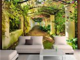 Glow In the Dark Wall Mural forest Pinterest