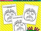 Go Away Big Green Monster Coloring Page 38 Best Images About Album Va T En Grand Monstre Vert On