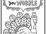 Gobble Gobble Coloring Pages Thanksgiving Coloring Pages Printable