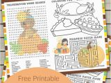 Gobble Gobble Coloring Pages Thanksgiving Colouring Page & Activities Printable