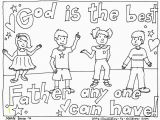 God is Our Father Coloring Pages Free Christian Coloring Pages for Young and Old Children