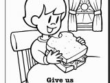 God is Our Father Coloring Pages Lord S Prayer 3 Mybible Pre K Learning Pinterest