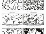 God Made Me Coloring Page Coloring Pages