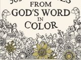God S Word Coloring Page Coloring Book 365 Promises From God S Word In Color