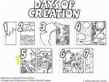 God S Word Coloring Page Days Creation Coloring Pages Crafting the Word God Coloring