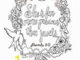 God S Word Coloring Page Free Printable Bible Verse Coloring Pages with Bursting Blossoms