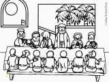 God S Word Coloring Page Gods Word Coloring Page Last Supper Coloring Page Elegant Cartoon Od