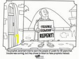 God told Jeremiah What to Write Coloring Page 122 Best Angie Images