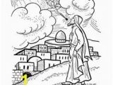 God told Jeremiah What to Write Coloring Page 515 Best Color Ot Scriptures Images In 2020