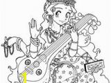 Goddess Saraswati Coloring Pages 131 Best सरस्वती वीणा SaraswatÄ VÄ Na Images