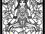 Goddess Saraswati Coloring Pages 405 Best Goddesses and Gods Coloring Images On Pinterest