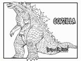 Godzilla King Of the Monsters Coloring Pages 2 Godzilla Coloring Pages to Print Worksheet 001 6f7d3b