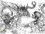 Godzilla King Of the Monsters Coloring Pages Free Printable Coloring Pages Part 15