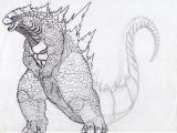 Godzilla King Of the Monsters Coloring Pages Godzilla Coloring Page 2014 Coloring Home